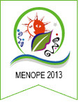 logo Menope gluten free organic products exhibition
